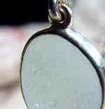 Sea Glass Pendant 110